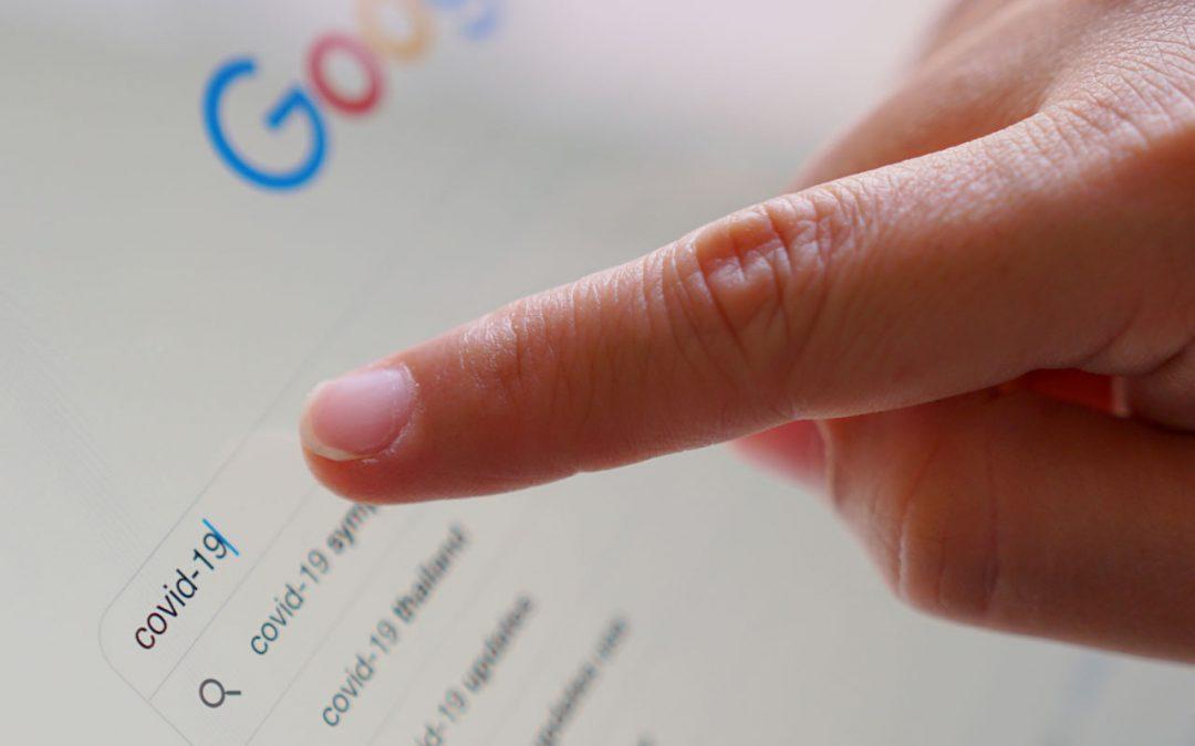 Coronavirus, il report di Google sugli spostamenti in Italia