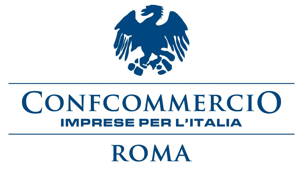 logo confcommercio Roma