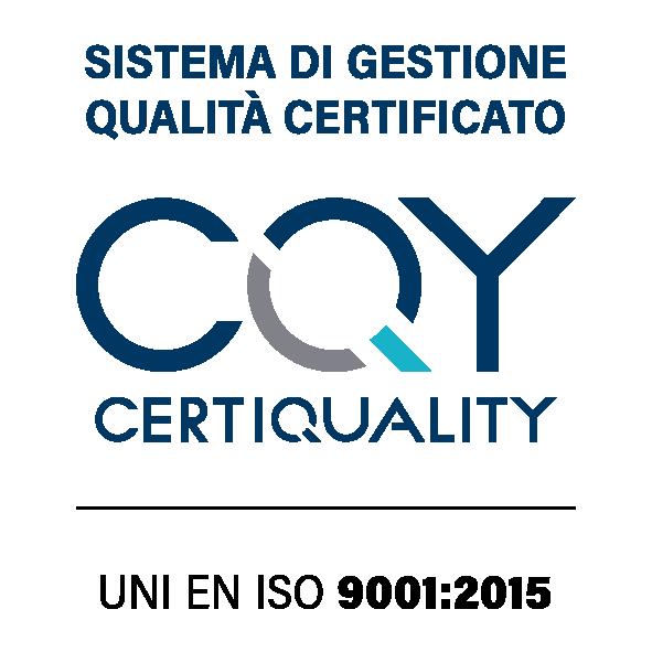 Certificazione Simposio - UNI ISO 9001:2015